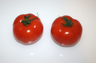 01 - Zutat Tomaten / Ingredient tomatoes