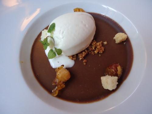 Zaragoza | Paraninfo Flor | Chocolate