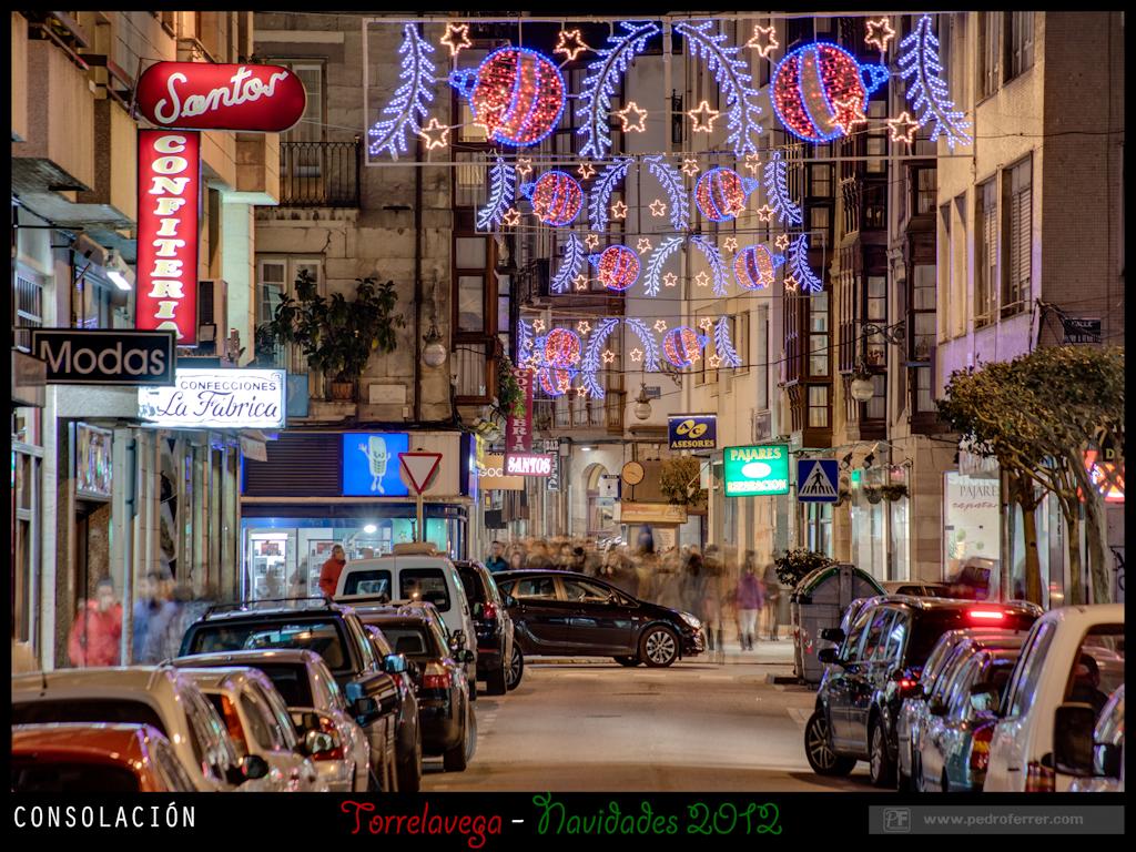 Navidades Torrelavega 2012 - Consolacion