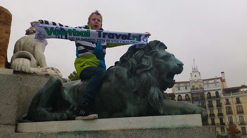 Dirk-Bram in Madrid