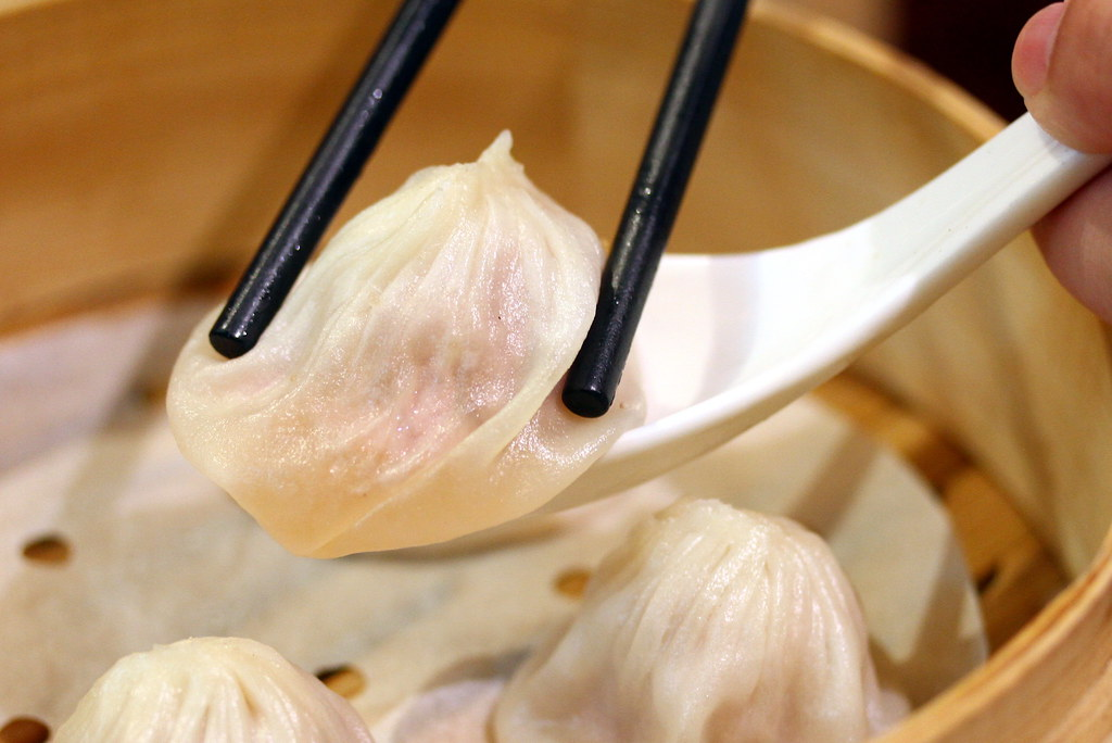 Imperial Treasure Nan Bei Restaurant: Shanghai Steamed Pork Dumpling
