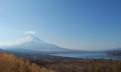 ★初詣★富士山と浅間神社