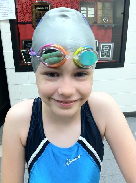 ella swim