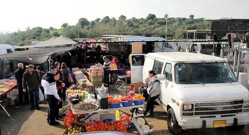 Druze Market -- Muhraka -- Haifa