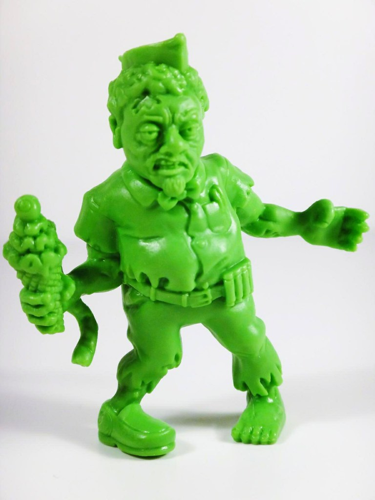 s.l.u.g. zombie 2 scoops too late steve series 4 jakks pacific