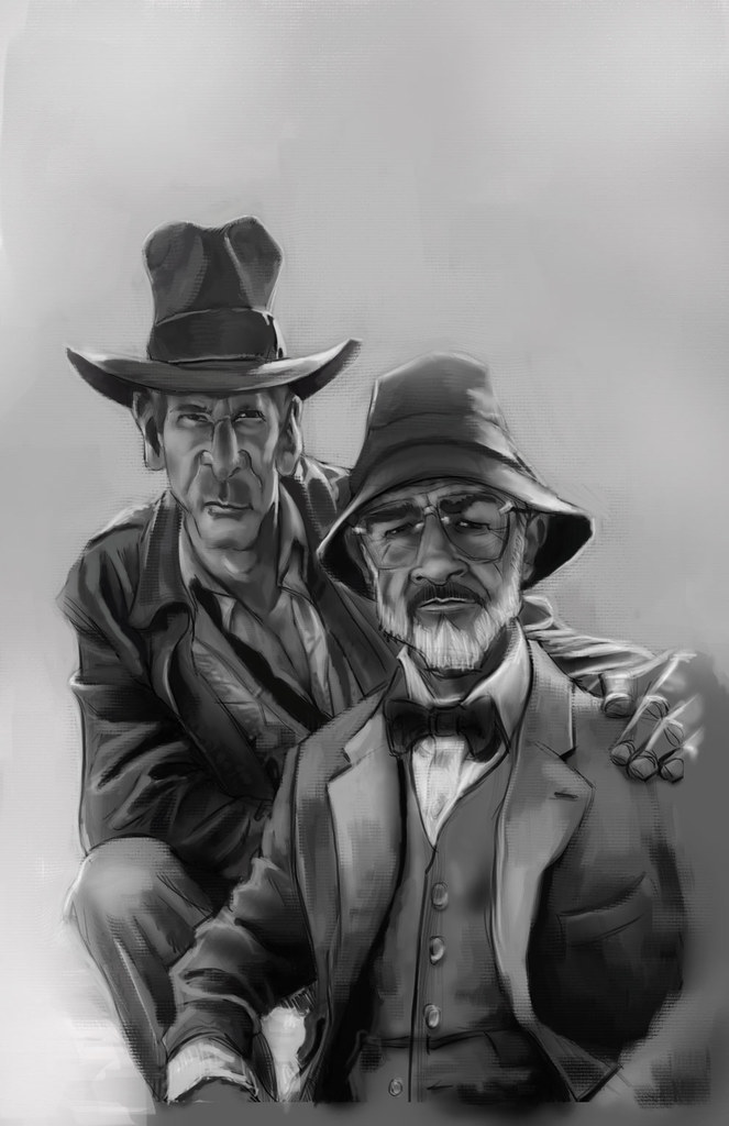 Indiana_Jones_and_his_dad_greyscale_refine