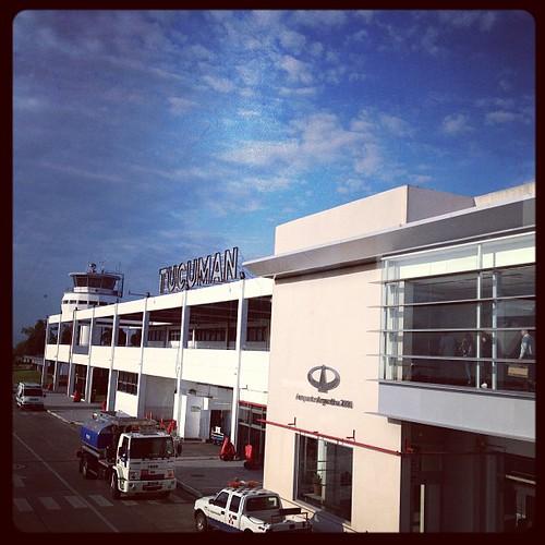 www.argentina.travel @tribudakar @dakarentucuman #dakar2013 #dakar #argentina #norte #airport #aerolineas #tucuman #turismo #travel