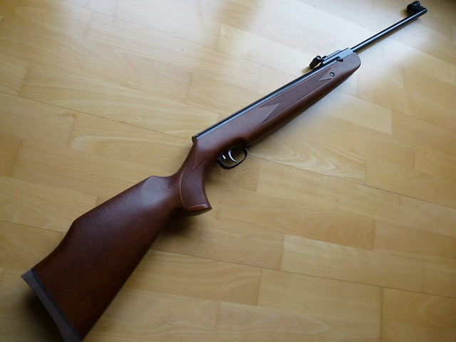 Weihrauch hw 95 luxus :: airgun forum austria
