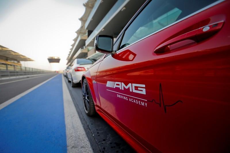 AMG Driving Academy - Abu Dhabi