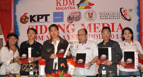 KDM Msia idol