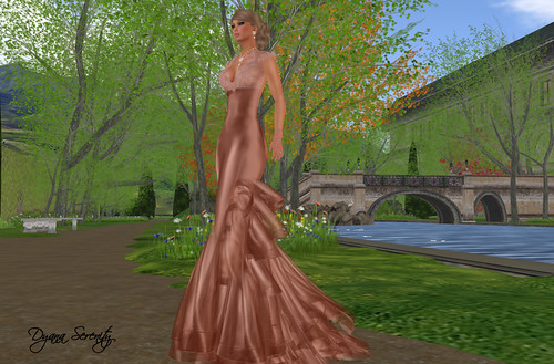 Cao Gown by Dyana Serenity