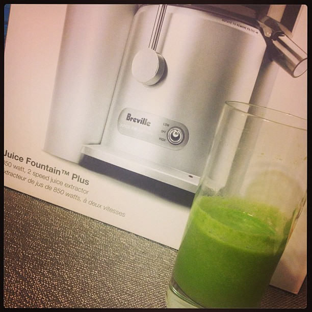 SF Bay Area Fashion and Lifestyle Blog - 3-Day Juice Cleanse Using My Breville Juice Fountain Plus