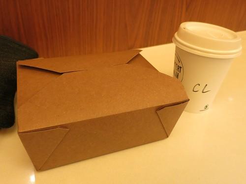 Kupfert & Kim  - Box and Coconut Latte