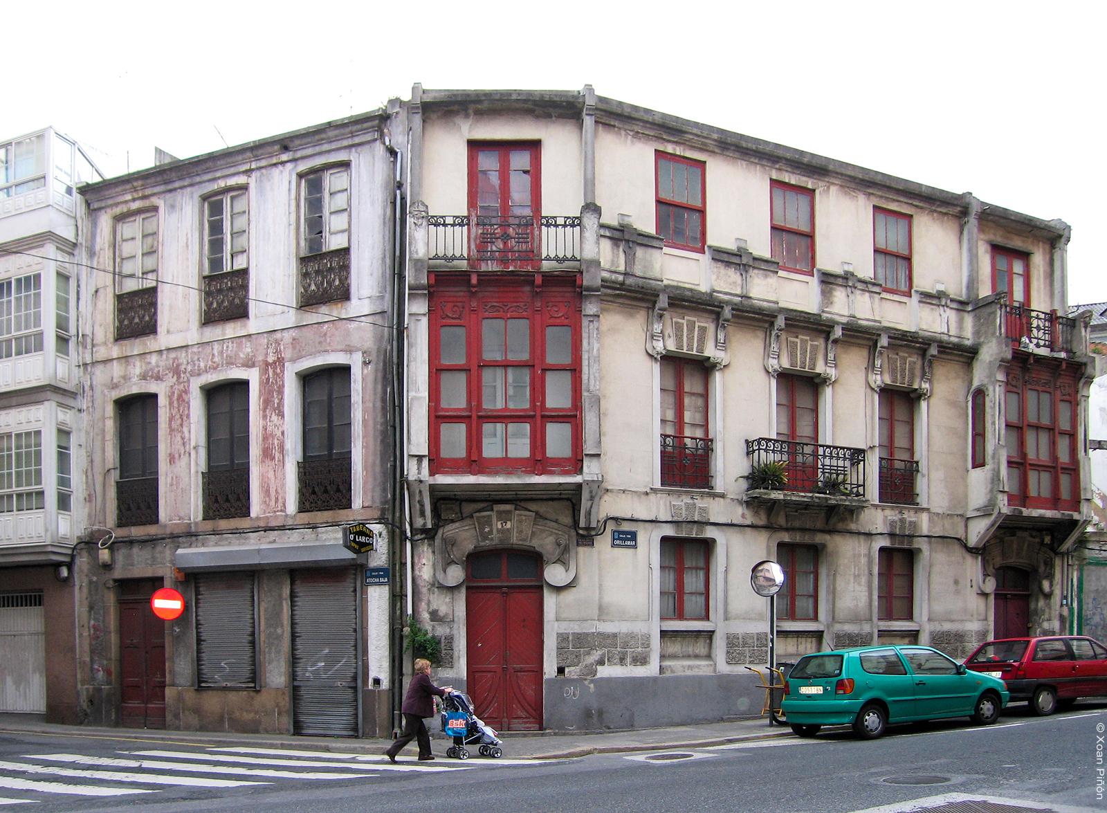 Edificio Modernista Orillamar