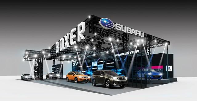 Subaru Tokyo Auto Show 2013