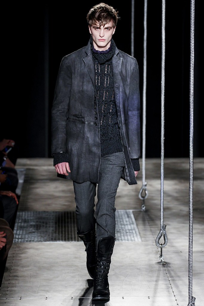 FW13 Milan John Varvatos003_Robert Laby(VOGUE)