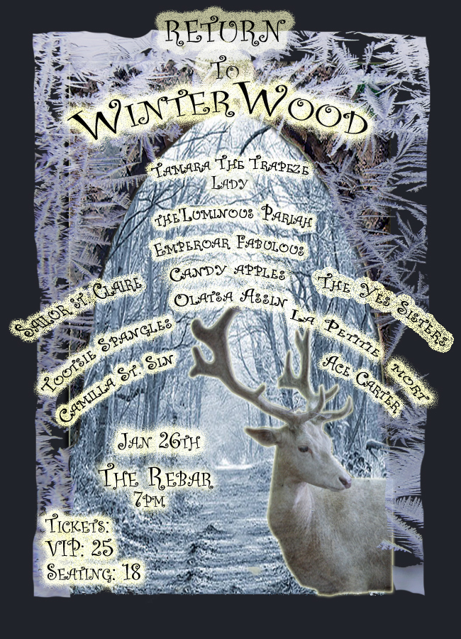 Return to WinterWood