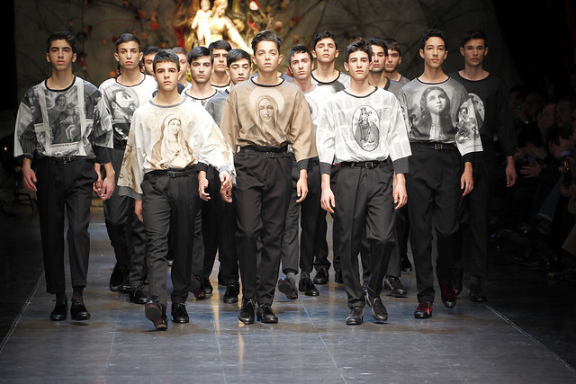 Dolce&Gabbana Men's FW 13-14_4