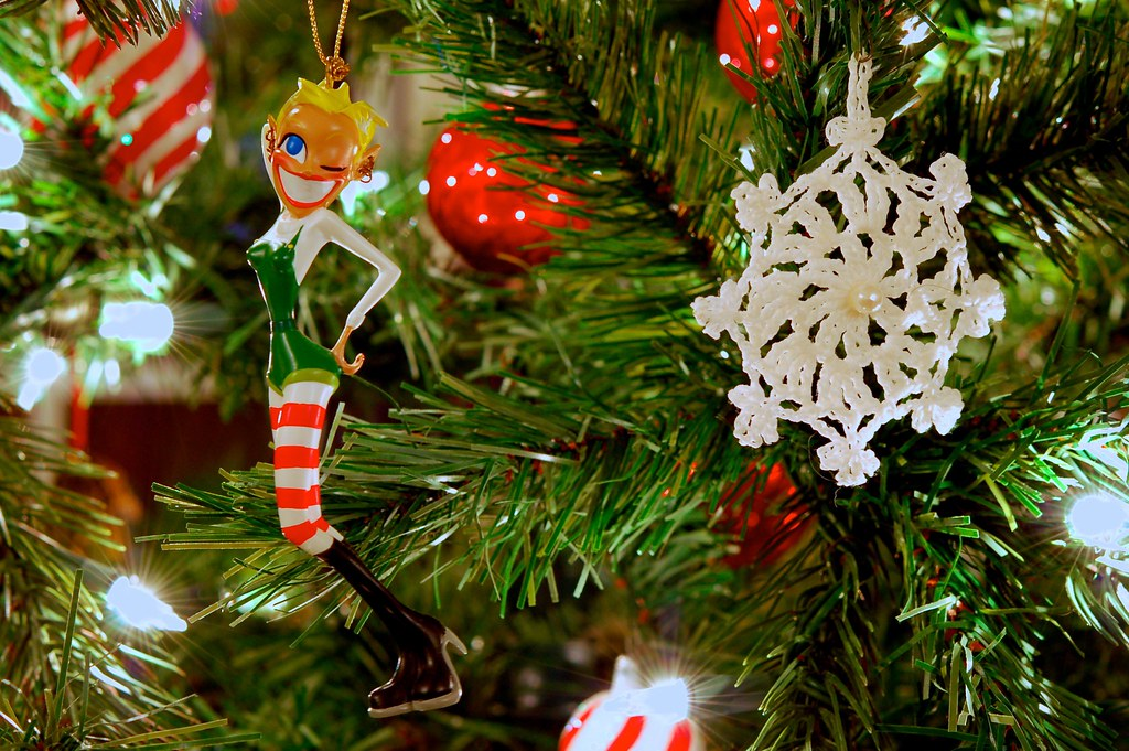 2005 Jingle Belle Ornament