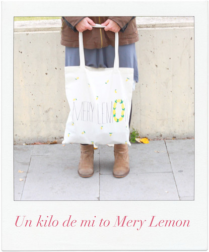 tote bag Mery Lemon2 con letras