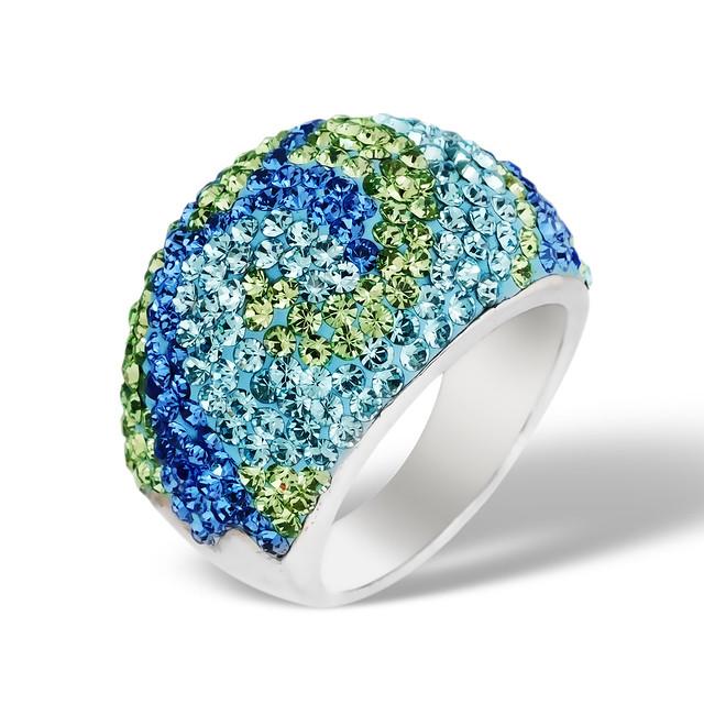 Shiny Diamond Ring