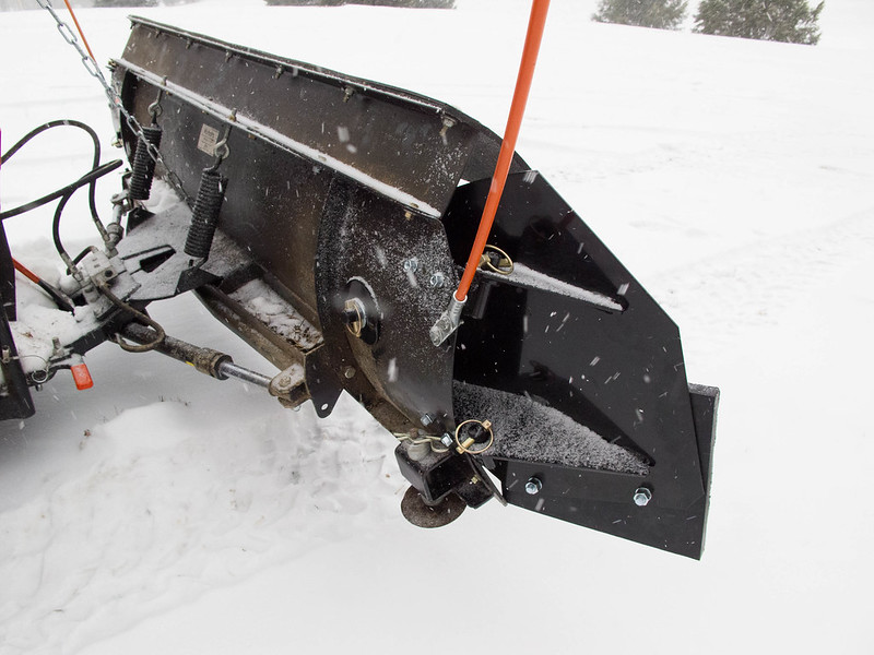 Tractor Snow Wing Blades : Wings for the curtis plow net tractor talk