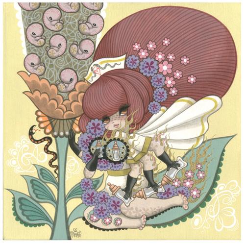 Junko Mizuno, Flora Delirium 5