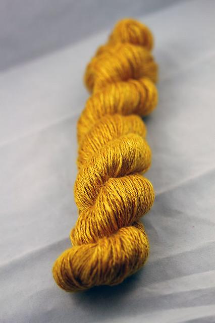 Silk Handspun