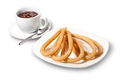 meal(0.0), produce(0.0), food(1.0), dish(1.0), dessert(1.0), cuisine(1.0), snack food(1.0), churro(1.0),