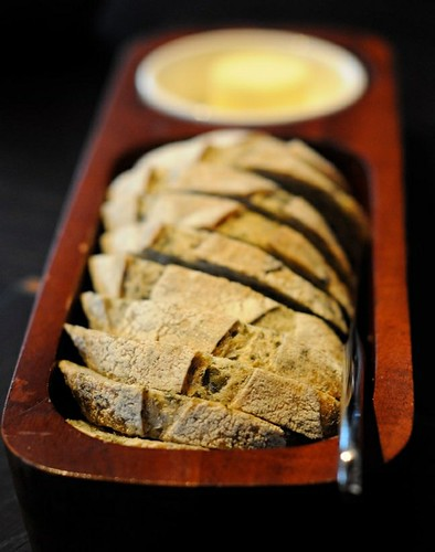 Seaweed Bread at The Pelican