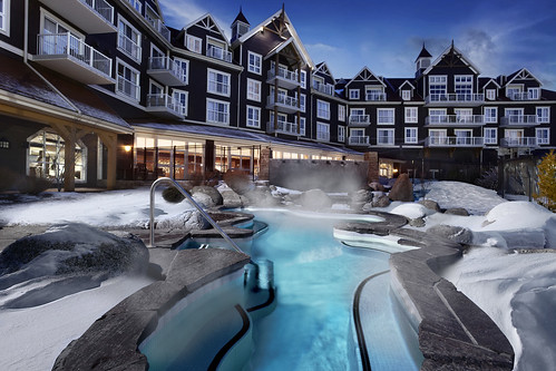 The Westin Trillium House, Blue Mountain—Outdoor hot tub