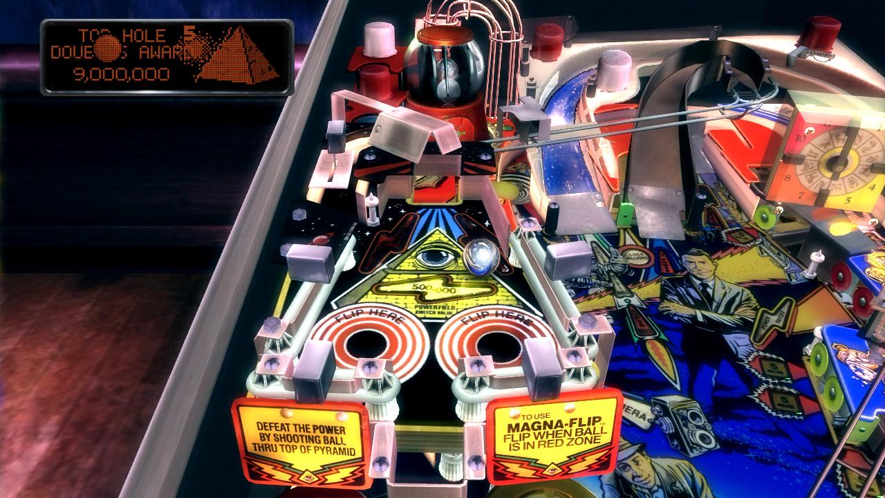 The pinball arcade de ps3 e vita receber mesa de twilight for Pinball de mesa