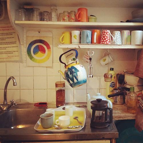 Cafè break by la casa a pois
