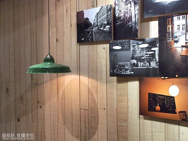 台北。樂樂咖啡大安店