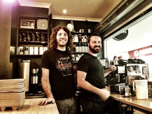 lowdown espresso brothers