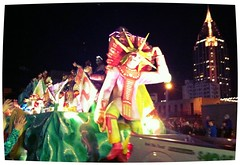 Inca Carnival Float