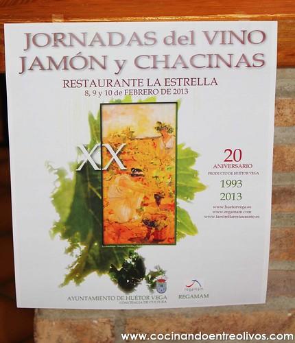 Jornadas Vino y Chacinas www.cocinandoentreolivos 5