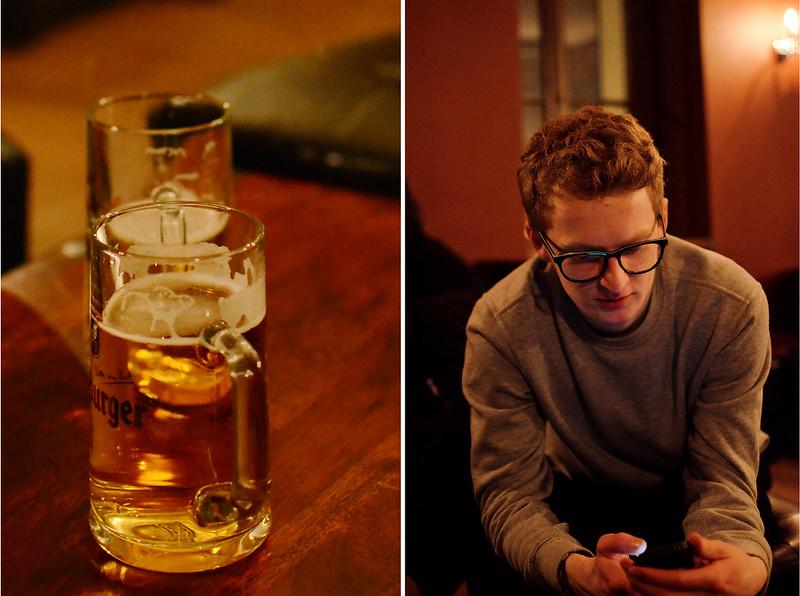 fisch und bier