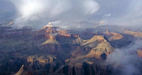 [フリー画像素材] 自然風景, 渓谷, 岩山, 風景 - アメリカ合衆国, グランド・キャニオン  ID:201302141600