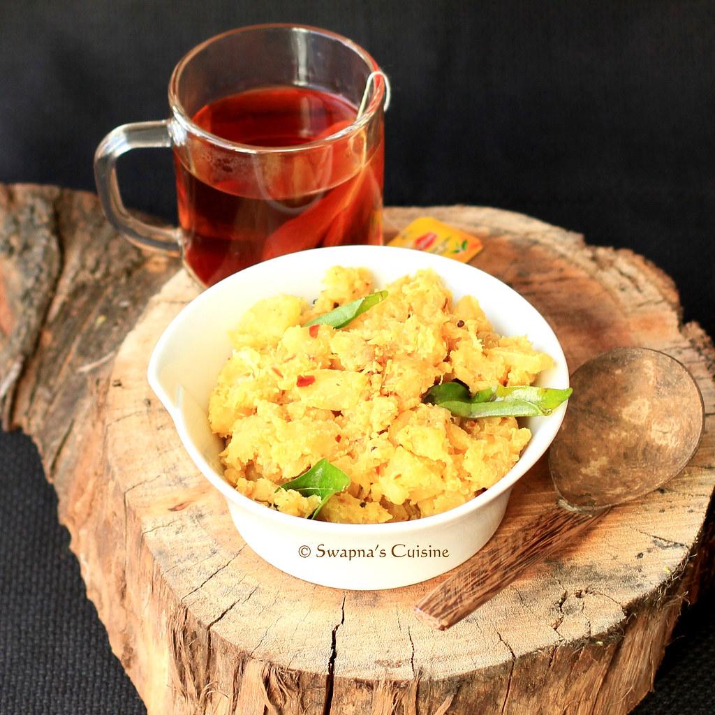 Kerala Style Kappa Masala Recipe