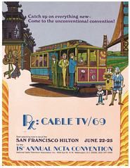 Registration Brochure from the 18th Cable Show