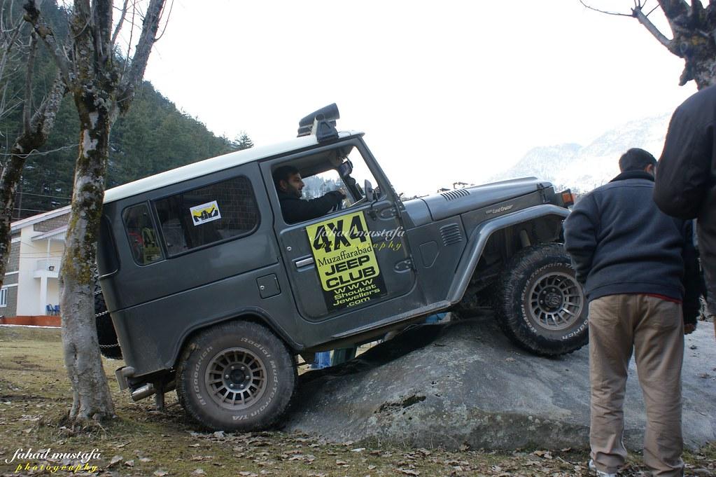 Muzaffarabad Jeep Club Neelum Snow Cross - 8469290568 55de74ca1b b