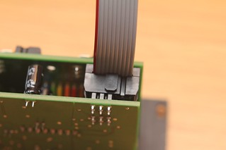 ES-6 connection, ES-3 end, reverse view
