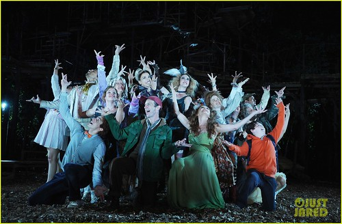 The Entire Cast of Into the Woods