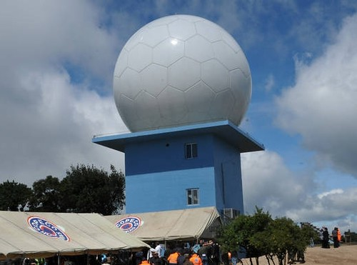Adasa launches the most advanced weather radar in Central America