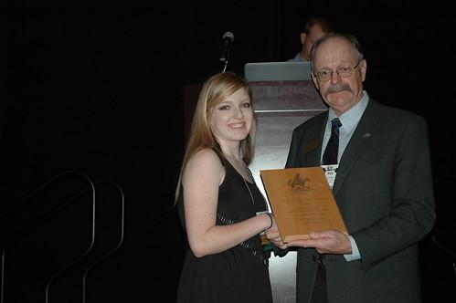 Kelsey Davis 2nd place Plant Identification Contest (150 contestants)