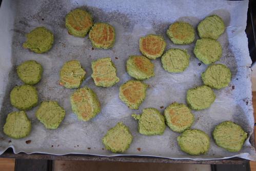 Baked Falafel Recipe DSC09602