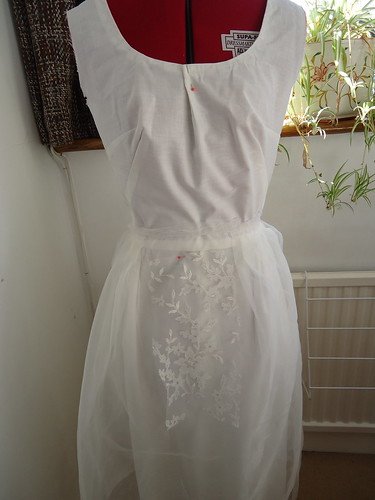 Wedding Dress Toile