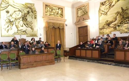 Catania, M5S presenta lista in aula consigliare: è polemica$
