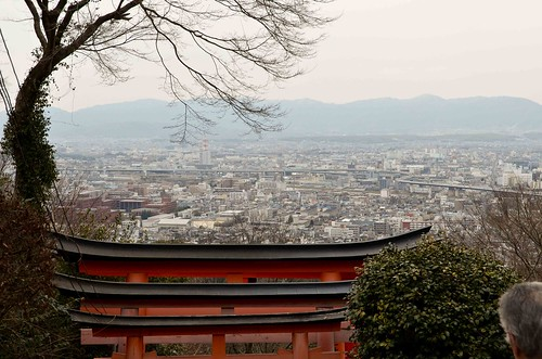 Fushimi Inari Shrine Overlook